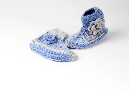 gently: Gently Colorful wool socks for kids  on white