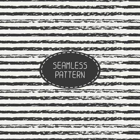 hand pencil: Pencil stripes. Scribble lines seamless patterns. Abstract hand drawn strokes. Vector illustration. Background. Endless texture can be used for printing onto fabric and paper or scrap booking.