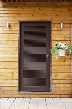 orvieto: Puerta de madera Orvieto Umbr�a