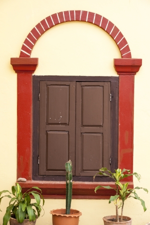 similar images preview: Set of entrance doors from Thailand Stock Photo