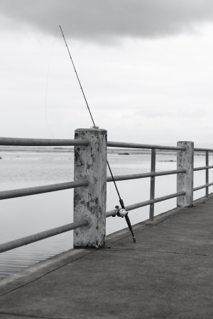 Fishing Tackle Background photo
