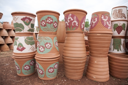 earthenware photo
