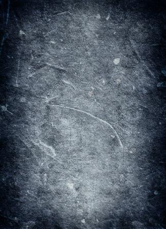 暗い画面パターンで、ビンテージ帳カバーの背景 写真素材