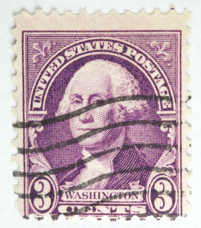 George Washington. United States - circa 1931