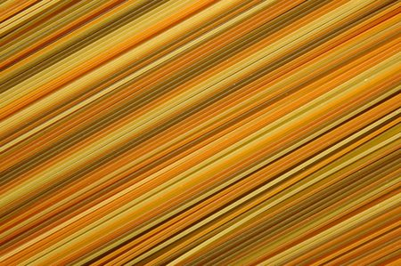 Texture of the various colours of spaghetti photo
