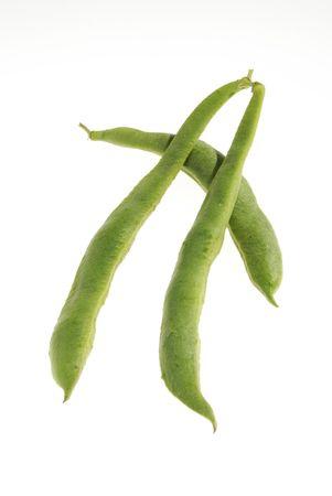 bens: The bean`s hulls Stock Photo