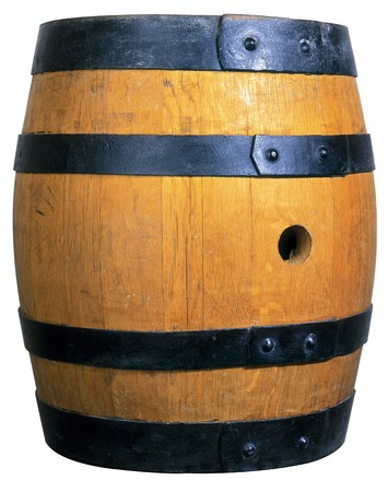 The beer barrel old style