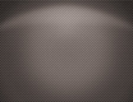 perforated: The Perforated seamless silvery metal plate