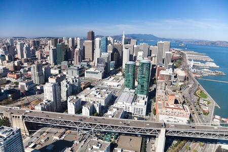 San Francisco Downtown, California Stock Photo - 11393906