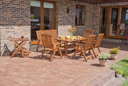 patio furniture: I mobili da giardino dalla casa