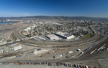 ca: The Oakland City and the Downtown Editorial