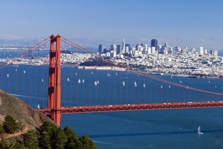area: San Francisco Panorama from San Francisco Bay