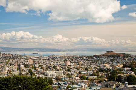San Francisco Central Waterfront and Bernal Heights photo