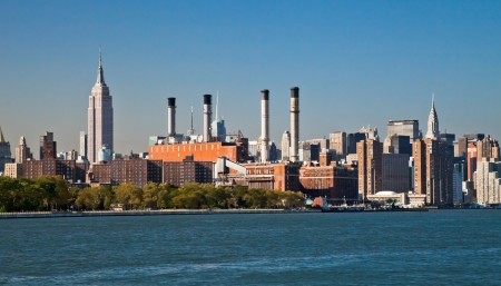 consolidated: NEW YORK, USA-EPTEMBER 21 Consolidated Edison Company of New York, Inc , a regulated utility providing electric, gas, and steam service in New York City and Westchester County  New York, September 21, 2011  Editorial