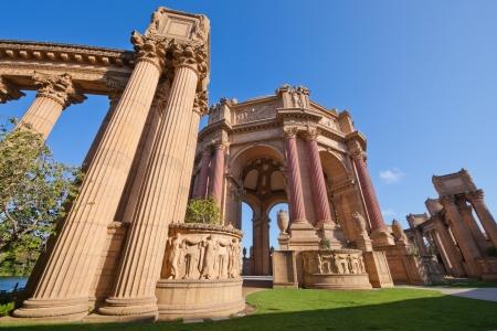 fine arts: Palace of Fine Arts in San Francisco, California