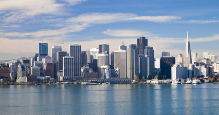 center city: San Francisco City Downtown, California
