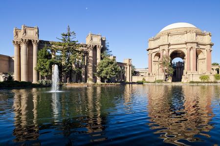 fine arts: Palace of Fine Arts in San Francisco City