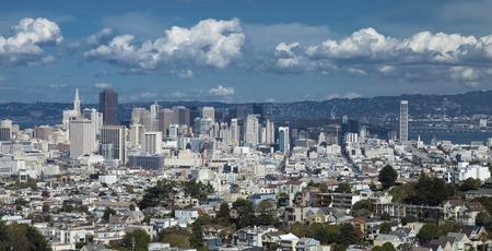 San Francisco City Downtown, California photo
