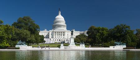 Le Capitole des États-Unis à Washington DC