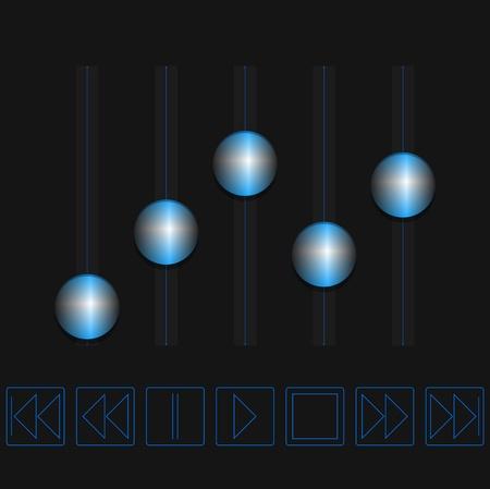 cd recorder: volume control
