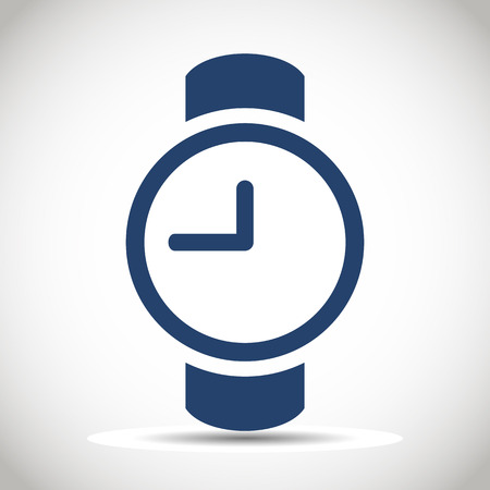 Watch icon Stok Fotoğraf - 28402579