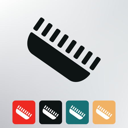 comb icon  photo