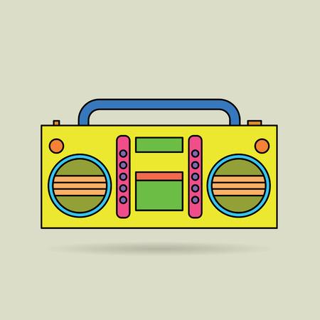grabadora: Ilustraci�n grabadora.