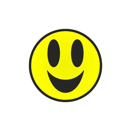 Smiley Face.vector illustration.