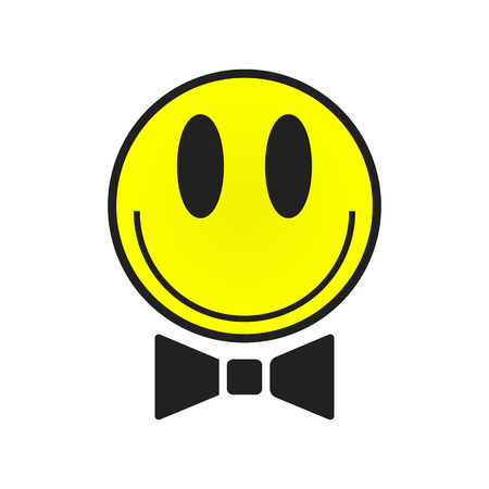 cara sonriente: Ilustración Smiley Face.vector.