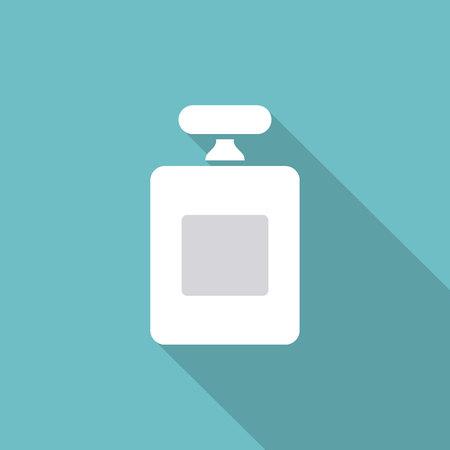 parfum: perfume icon.vector illustration.
