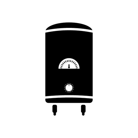 boiler: boiler icon.vector illustration. Illustration