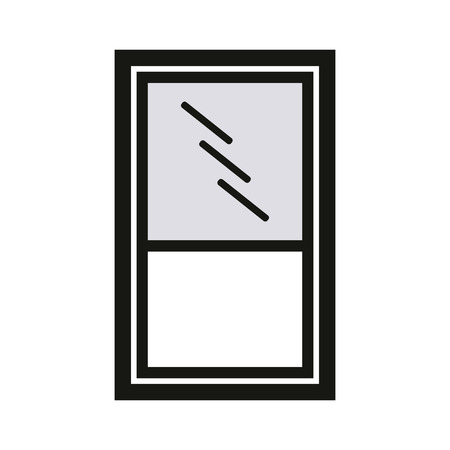 window icon.vector illustration. Illustration