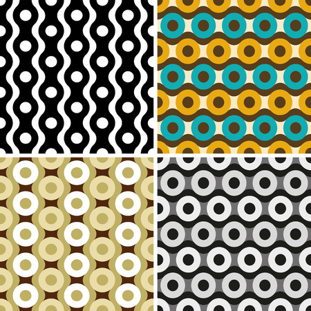 abstract seamless pattern.vector illustration.
