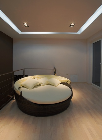 Interior of a room just for resting, modern design. Stock Photo - 8582873