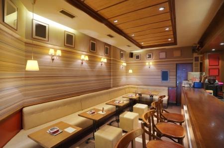 cafe bar:
