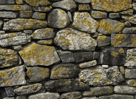 Rock Wall Pattern photo