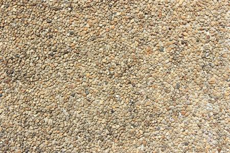 gravelly: gravel texture