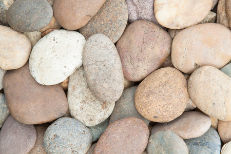 pebble: pebble texture background. Stock Photo
