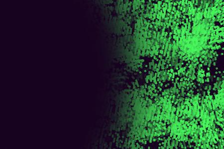 futurist: abstract background. Stock Photo