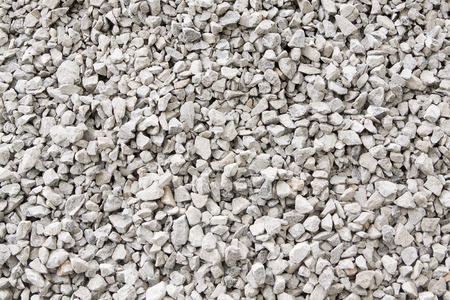 crushed: Crushed stone construction materials.