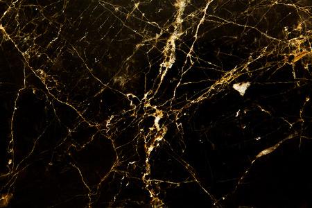 大理石柄のテクスチャ背景。抽象的な天然大理石黒と白。 写真素材