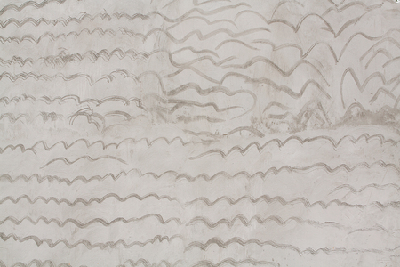 furrow: Cement background.cement furrow texture. Stock Photo