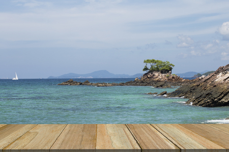 Andaman sea travel. Wonderful Island and Blue Paradise, Khai Island ,Thailand.Tour Business Concept. Stock Photo