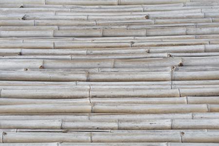 Bamboo path. Bamboo texure background. Stock Photo - 110343450