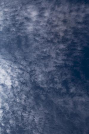Beautiful blue sky and clouds . Cloudscape . Фото со стока