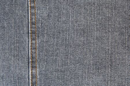 Jeans texture or background. Jeans concept.