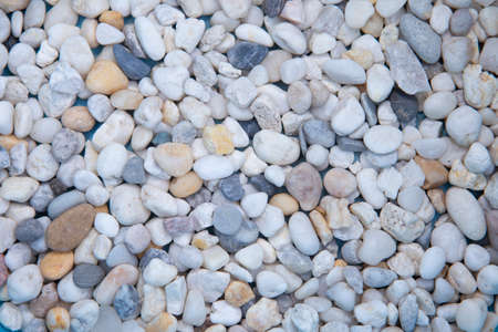 Pebbles texture background. Terrazzo texture background.