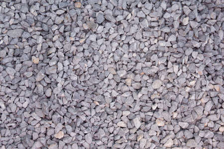 Crushed stone. Crushed stone construction materials.