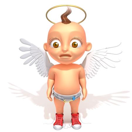 eros: Baby Jake angel