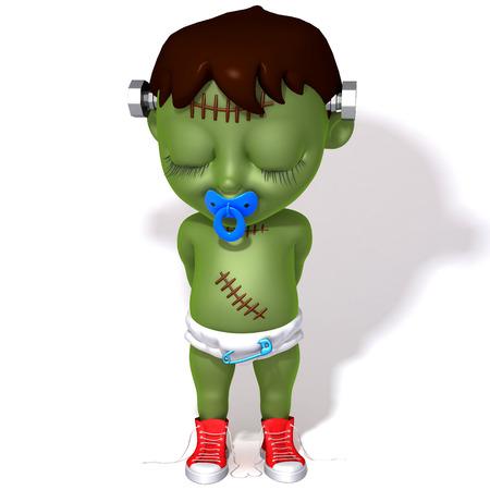 reanimated: Baby Jake Frankenstein
